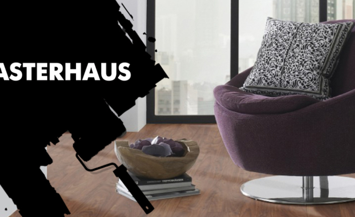 Masterhaus - corporate website, e-shop