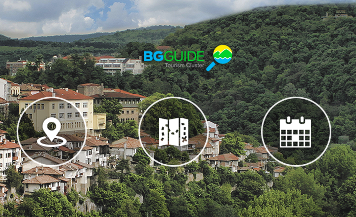 BG Guide - interactive tourist portal BG Guide